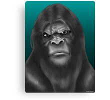 Sasquatch - The North American Mystery Ape Canvas Print