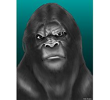 Sasquatch - The North American Mystery Ape Photographic Print