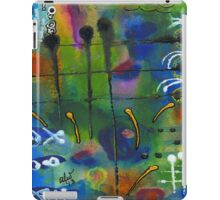 Tic Tac Toe - iPad Cover iPad Case/Skin