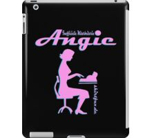 Angie iPad Case/Skin
