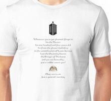 Just a rabbit Unisex T-Shirt