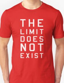 The limit does not exist T-Shirt