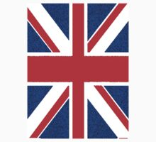 Union Jack Flag by whiteflash