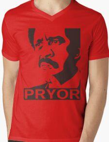 Richard Pryor Mens V-Neck T-Shirt