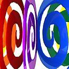 Spirals  by Ann Morgan