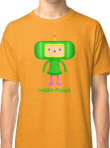 HELLO PRINCE Classic T-Shirt