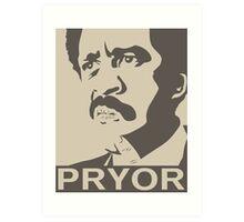 Richard Pryor Art Print