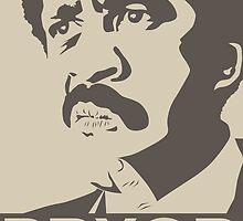 Richard Pryor by FinlayMcNevin