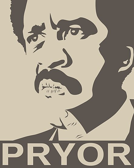 Richard Pryor by FinlayMcNevin