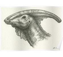 _Parasaurolophus_ Poster