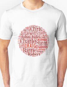 RD Cast T-Shirt