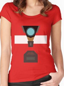 Claptrap Women's Fitted Scoop T-Shirt