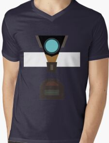 Claptrap Mens V-Neck T-Shirt