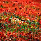 Poppies #2 by Wayne Gerard Trotman