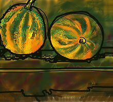 Gourds by Visuddhi