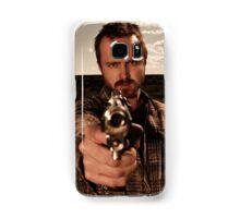 Breaking Bad Jesse gun Samsung Galaxy Case/Skin