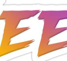Yeet. Sticker