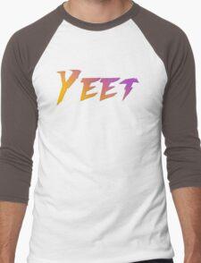 Yeet. Men's Baseball ¾ T-Shirt