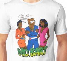 MC BOOTLEG BART Unisex T-Shirt