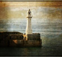 The Lighthouse by Lucinda Walter