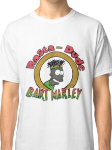 BOOTLEG BART MARLEY Classic T-Shirt