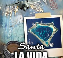Santa La Vida by Bob Bello