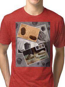 Fossils Tri-blend T-Shirt