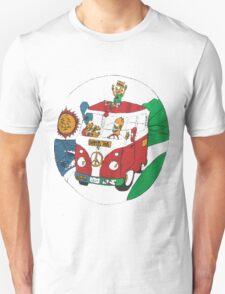BOOTLEG BART // HIPPIE HOMER T-Shirt