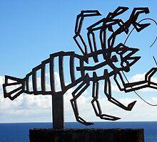 Jameos del Agua Lobster by Franglais