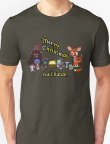 Woodland Critter Christmas T-Shirt
