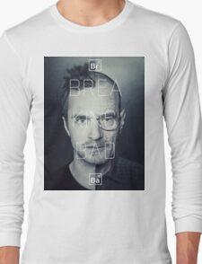 Walt and Jessie - Split Personality. Long Sleeve T-Shirt