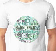 TW Cast Unisex T-Shirt