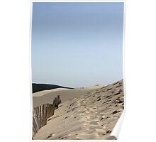 Dune Du Pilat Poster