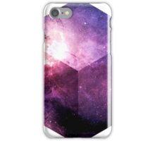 Universe Cube iPhone Case/Skin