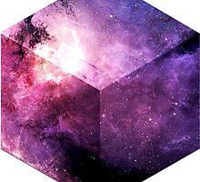 Universe Cube by RawClik