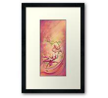 The Magnolia Framed Print