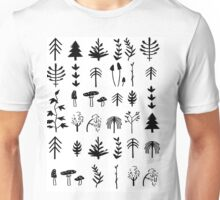 Autumn Pattern Unisex T-Shirt