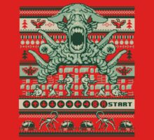 A Contra Family Christmas Kids Clothes