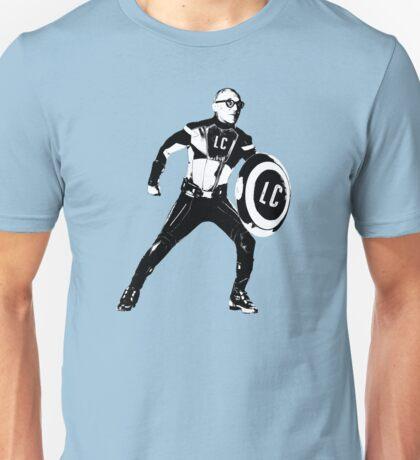 Supercorbu Le Corbusier Architecture T-shirt Unisex T-Shirt