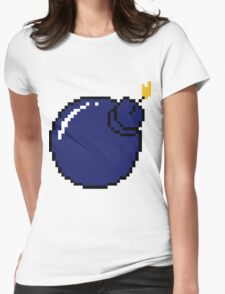 BOMBS! Womens Fitted T-Shirt