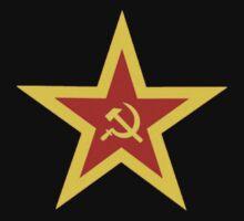 Red Star by OldBear