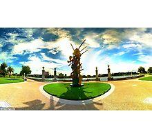 Lakeland Enchilada Sculpture Photographic Print