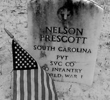 Veteran Slumber Artistic Photograph by Shannon Sears by twobrokesistas