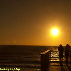 Silhouette at Fremantle by Leviathan408
