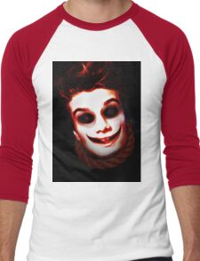 TheFoxFromHell Men's Baseball ¾ T-Shirt