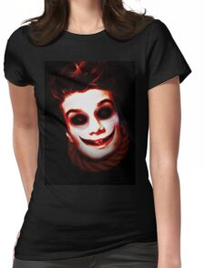 TheFoxFromHell Womens Fitted T-Shirt