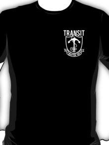 Transit plain corner logo T-Shirt