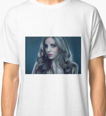Beauty model Classic T-Shirt