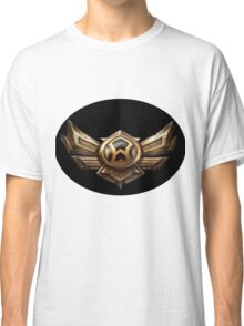 Bronze with Border Classic T-Shirt
