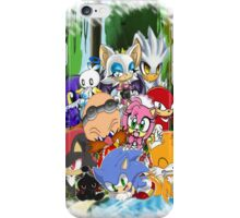 Sonic chibi iPhone Case/Skin